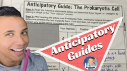 Instructional Tip: Anticipatory Guides (Bond with James Ep. 3)