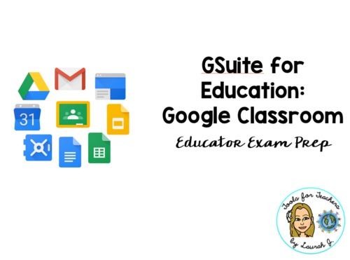 Google Classroom® Instructional Video: Educator Exam Prep (with PDF ...