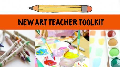 Art Teacher Toolkit