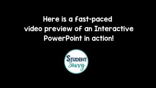 Mental Health Unit Social Health Interactive PowerPoint - Google Slides
