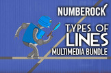 Types of Lines Multimedia Lesson: TEKS 4.6A and Common Cor