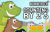 Skip Counting by 2s Song: Learning the 2 Times Tables by C