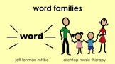 CVC Words Song & Video - Word Families -ad