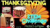 Thanksgiving STEM Challenges: Protect-a-Pilgrim (2 of 5)