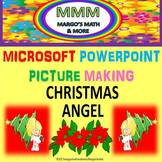 Video #7: Make A Christmas Angel With Microsoft Powerpoint