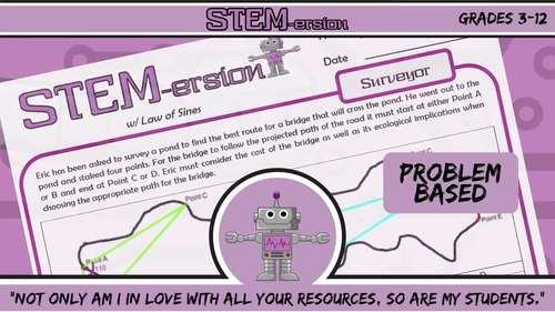 STEMersion -- Law of Sines -- Surveyor