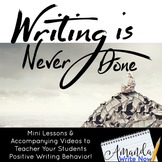 Writing Is Never Done Bundle