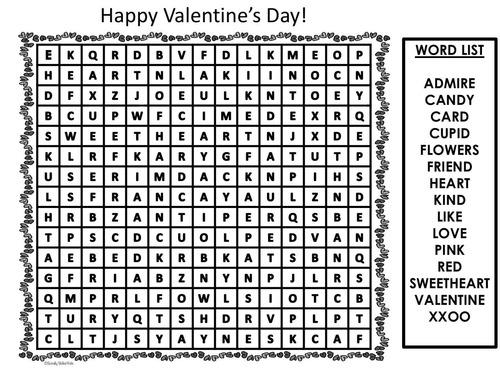 Valentine's Day Fun Set