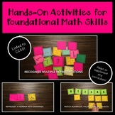 Hands-On Activities for Basic Math Skills Using Cards