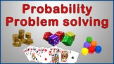 Mathematics - Probability - Activity with hands on practic