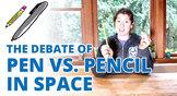 The Great Pen Debate
