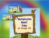 Multiplication Mania- Video-can be shown on smartboard 40 minutes