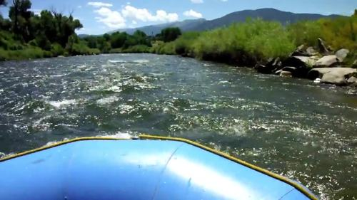 VIDEO CLIP - River Rafting