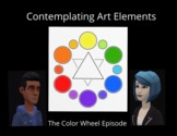 Contemplating Art Elements with Myra and Gavin: The Color