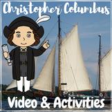 Christopher Columbus MINI Video + Activities Kit!