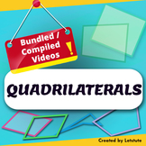Properties & Areas of Parallelogram, Rhombus, Square, Rect