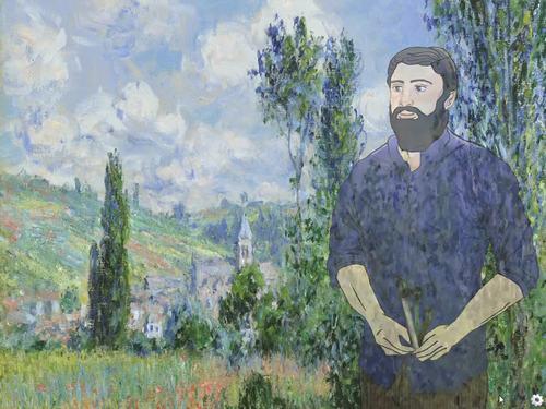 Monet Mini Bio and Art Discussion