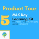 Product Tour: MLK Learning Kit