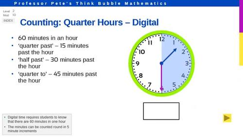 Telling the time to 5 minutes PPT