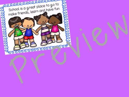 "Classroom Decor and EDITABLE Rules, Expectations, ""I can"" Statements"