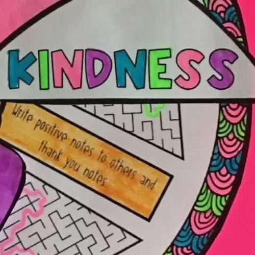 ZenWheels Kindness Activities