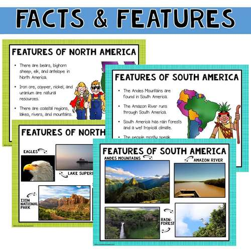 The Seven Continents: Reading Passages, Slide Show, Globe Craft & More!