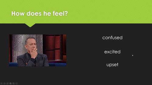 Emotions with GIFs