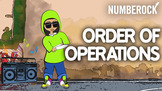 Order of Operations Song: Common Core Math Activities and