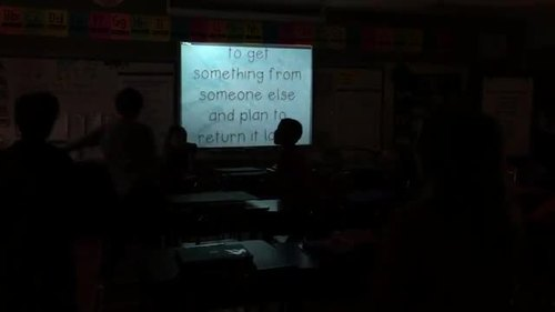 Vocabulary Exercise Review: Tops and Bottoms Journeys 3rd Grade