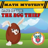 Easter Math Mystery (Grades K-3 Easter Activity and Spring