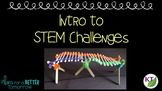 Intro to STEM Challenges