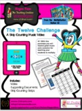 Multiplication Nation Skip Counting Video Twelve Times Tables