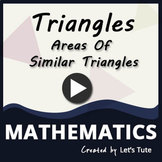 Mathematics | Areas of Similar Triangle