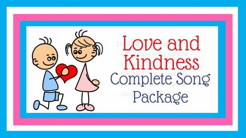 "Original Singing Game | ""Love and Kindness"" 