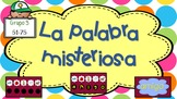 "La Palabra Misteriosa ""Grupo 3"" (51-75) SIN sonido / Sight"