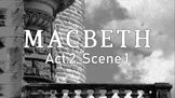 Line by Line: Shakespeare's Macbeth (2.1)