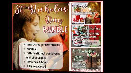 St. Nicholas' Day Bundle