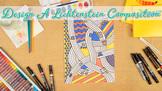 Roy Lichtenstein Pop Art Project & Roll-A-Dice Game   Sub