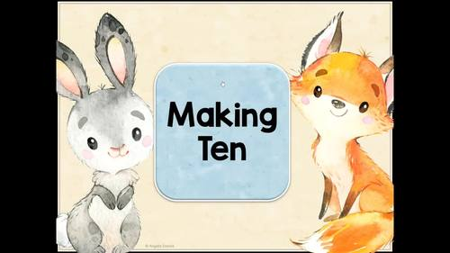 Making Ten | Digital Tasks for Special Education