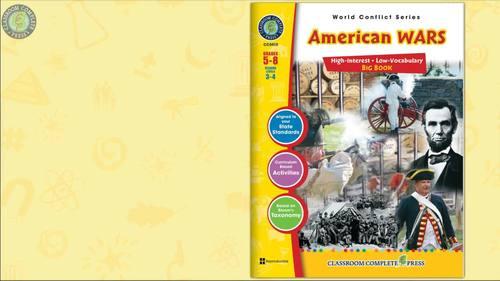 American Wars BIG BOOK - BUNDLE