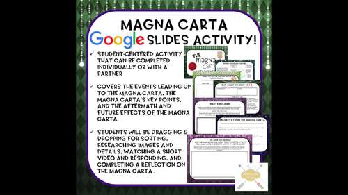 Magna Carta Digital Lesson