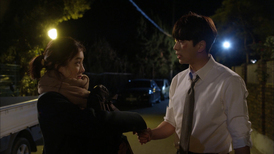 [Witch's Court: Episode 13] Jin-wook to the rescue