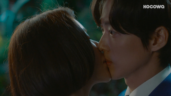 [Handsome Guy and Jung-eum: Episode 8] Don't underestimate a woman's kiss