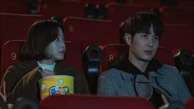 [20th Century Boy and Girl: Episode 22] Movie date kiss