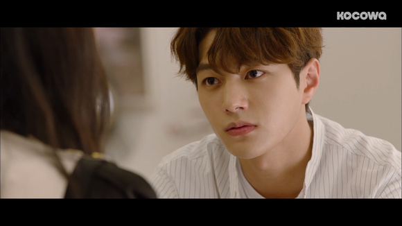 [Angel's Last Mission: Love: Episode 23] Were you sent here to protect me?
