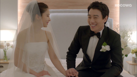 [Black Knight: Episode 18] Great home, simple wedding