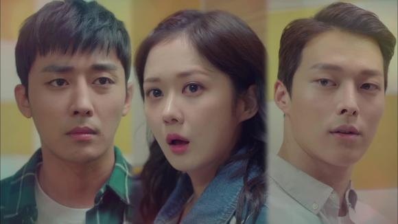 [Go Back Spouses: Episode 6] Hiding out in the bathroom