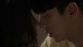 [Witch's Court: Episode 16] A kiss and a faint