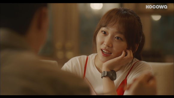 [Come Here and Hug Me: Episode 29] Eyes, nose, lips, hands