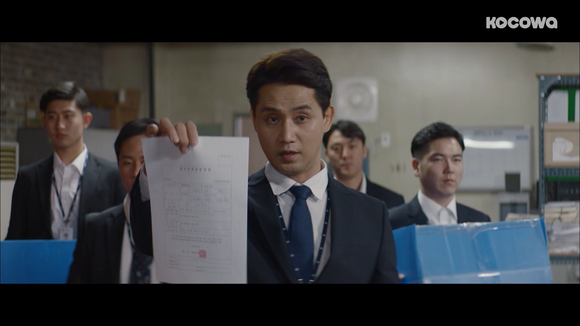 [Neighborhood Lawyer Jo Deul-ho 2: Episode 37] A warrant for search, seizure, and scaring